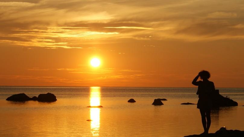 4. Fårö – gdzie Słońce skałom mówi dobranoc